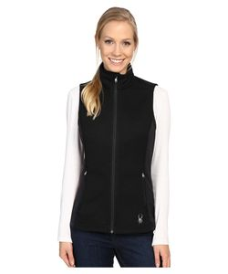 Spyder | Melody Full Zip Mid Weight Core Sweater Vest