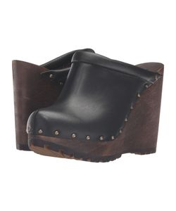 See by Chloé | See By Chloe Sb27030 Vegetal Calf Clog Shoes