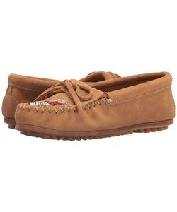Minnetonka | M Ko Moc Suede Moccasin Shoes