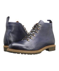 Massimo Matteo   Alpine Boot Lace-Up Boots