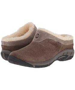 Merrell | Encore Ice Stone Leather Clog Shoes