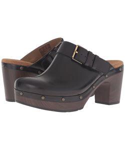 Clarks | Ledella York Leather 2 Clog Shoes