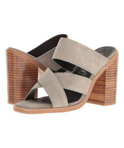Sol Sana   Blair Mule Sage Suede Shoes