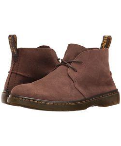 Dr. Martens | Ember Dark Bronx Suede Boots