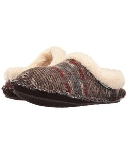 Woolrich | Lodge Slide Archival Blanket Wool Slippers