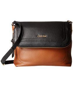 Calvin Klein   Classic Pebble Pebble Messenger Luggage Messenger Bags