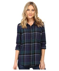 Vans | Meridian Flannel Eclipse Womens Clothing