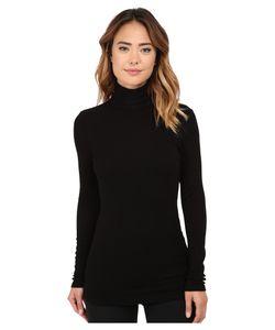Michael Stars | 2x1 Rib Long Sleeve Turtleneck Clothing