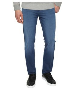 J Brand   Tyler Slim Fit In Torn Thrashed Nevy Torn