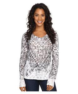 PRANA | Ravena Top Charcoal Womens Clothing