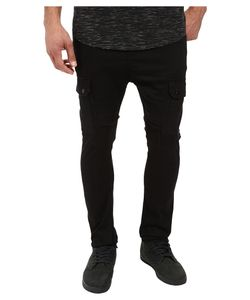 Publish | Angus Stretch Twill Drop Stack Fit Cargo Pants