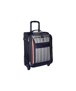 Tommy Hilfiger | Classic Sport 21 Upright Suitcase Navy Pullman Luggage
