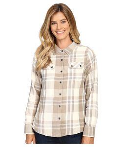 PRANA | Bridget Top Winter Womens Long Sleeve Button Up