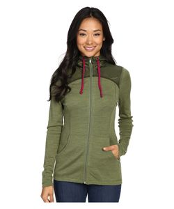 SmartWool | Nts Mid 250 Hoodie Sport Light Loden Heather