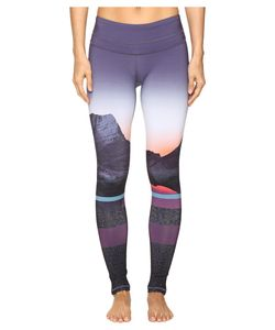 Lucy | Studio Hatha Legging Horizon Print 2 Workout