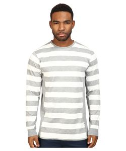 Publish | Jed Premium Striped Knit On Long Sleeve Tee
