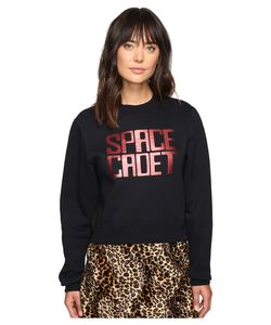 House Of Holland | Space Cadet Foil Print Sweatshirt
