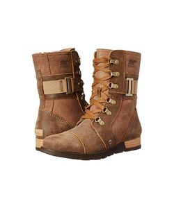 SOREL | Major Carly Nutmeg/Flax Cold Weather Boots