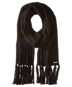 Michael Michael Kors | Classic Hand Knit Cable Muffler Scarves