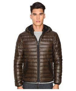 Duvetica | Troilo Quilted Down Hooded Jacket Mugo Coat