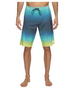 Billabong | Fluid X Boardshorts Lime Swimwear