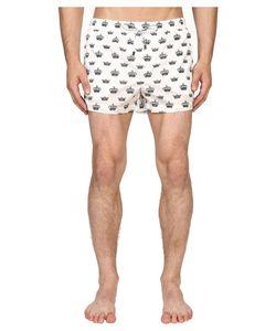 Dolce & Gabbana | Dolce Amp Gabbana M4a06tfsmts Print Mens Swimwear