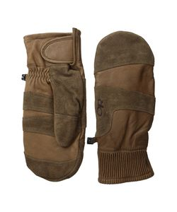 Outdoor Research | Rivet Mitts Coffee Extreme Cold Weather Gloves