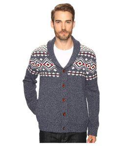 Lucky Brand | Lambswool Lodge Cardigan Sweater