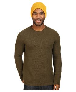 Toad&Co | Toadampco Malamute Crew Sweater Dark Moss Sweater