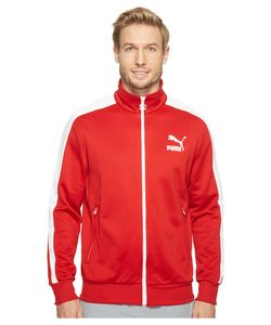 Puma | Archive T7 Track Jacket Barbados Cherry Coat