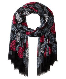 Vera Bradley | Soft Fringe Scarf Northern Lights Scarves