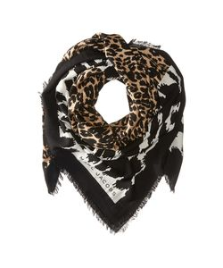 Marc Jacobs | Dotted Leopard Stole Multi Scarves