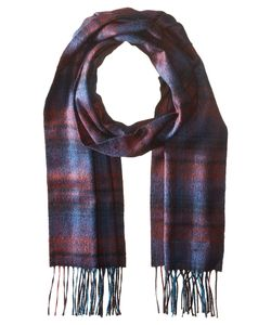 Salvatore Ferragamo | Sr Back Scarf 526553 Bordeaux Scarves