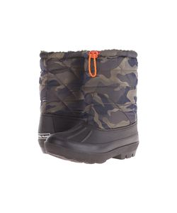 Dirty Laundry | Booster Pak Camo Boots