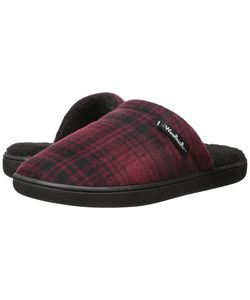 Woolrich | Chatham Camp Hunting Plaid Fleece Slippers