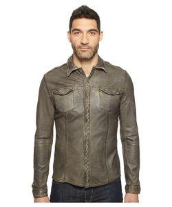 Goosecraft   Sheep Skin Shirt 076 Clothing