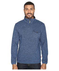 Mountain Khakis | Old Faithful Qtr Zip Sweater Moonlit Sweater