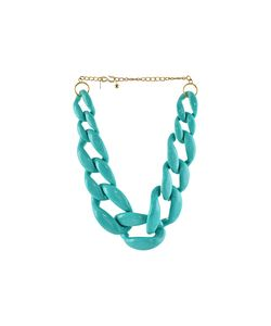 Kenneth Jay Lane | The Housewives Go To Necklace Turquoise Necklace