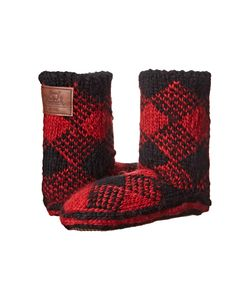 Woolrich | Chalet Ankle Sock Plaid Slippers
