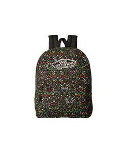 Vans   Realm Backpack Flora Backpack Bags