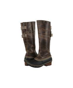 SOREL | Slimpack Riding Tall Ii Umber Waterproof Boots