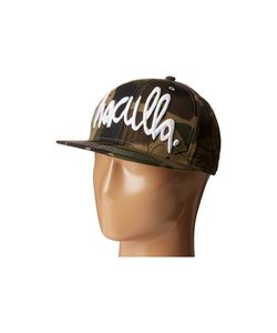 Haculla | Namesake Hat Camo Traditional Hats