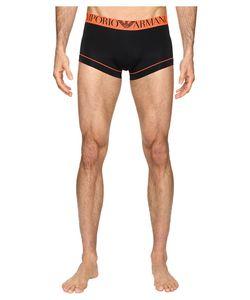 Emporio Armani | Fluo Piping Microfiber Trunk Underwear