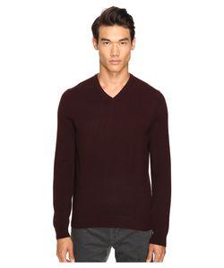 Vince   Cashmere Long Sleeve Crew Neck Sweater Tulip