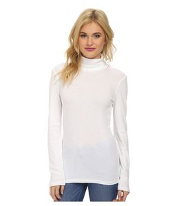 Splendid | 1x1 Long Sleeve Turtleneck Long Sleeve Pullover