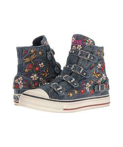 Ash | Virtu Washed Denim Shoes
