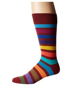 Paul Smith | Bright Block Sock 3 Crew Cut