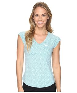 Nike | Court Pure Printed Tennis Top Still Clothing
