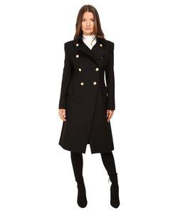 Pierre Balmain | Classic Embellished Coat Womens Coat