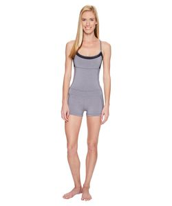 Lole | Chantha One-Piece Carbon Heather Jumpsuit Rompers One